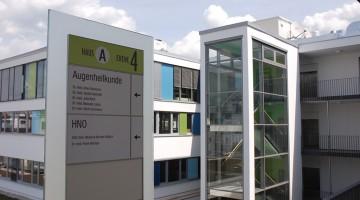 Gesundheitszentrum Schlosscarree